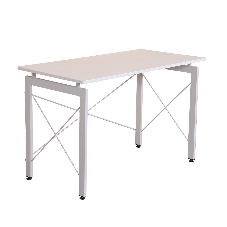 HOMCOM 48'' Modern Computer Desk