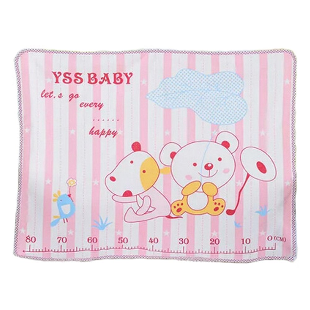 Lovely Baby Reusable Waterproof Infant Home Travel Urine Pad Cover(pink