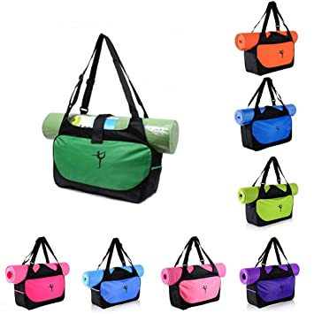 d28517485084 Tookie Yoga Mat Gym Bag by