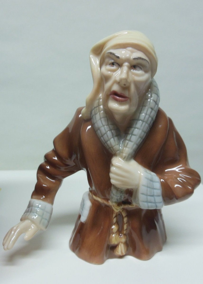 Department 56 Ebenezer Scrooge Candle Snuffer #56.50029