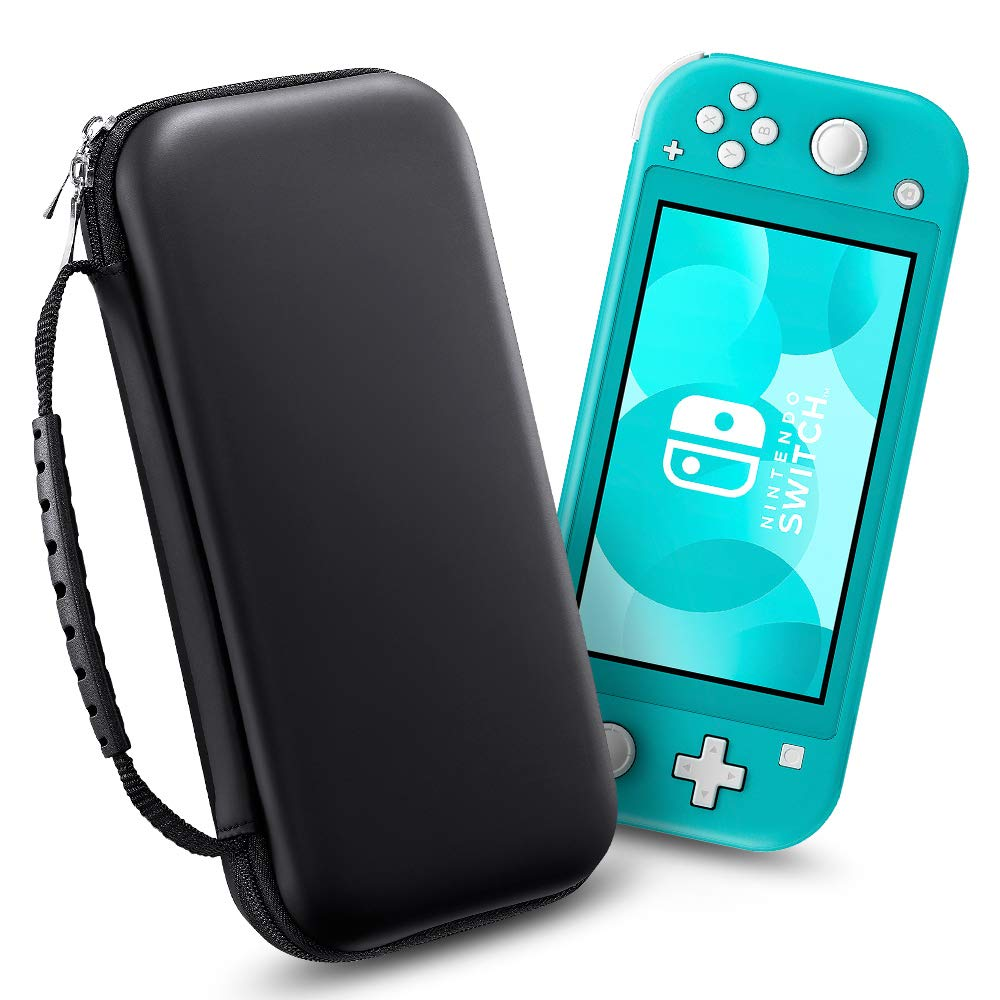 ESR Carrying Case for Nintendo Switch Lite, Protective Hard Portable Travel Carry Case with Multiple Storage for Nintendo Switch Lite Games & Accessories - Black