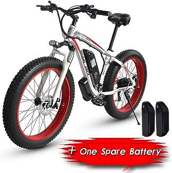 XXCY S02, Bicicleta Eléctrica, Bicicleta De Montaña Eléctrica De ...