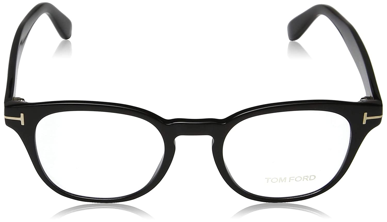 71a3601da4c Tom Ford FT5400-0001 48mm Eyeglasses at Amazon Men s Clothing store
