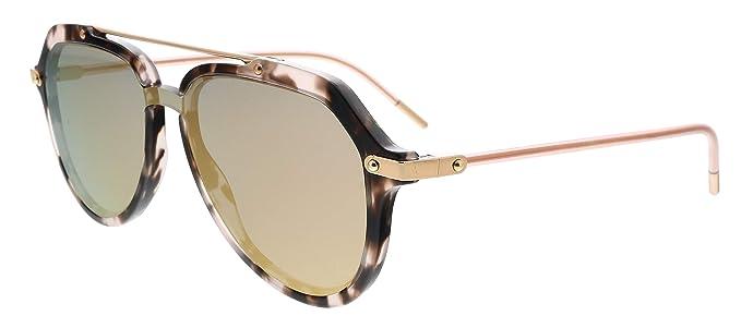 Dolce & Gabbana 0DG4330 Gafas de sol, Pink Havana, 45 para ...