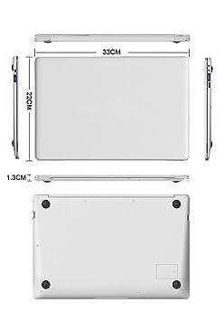 Amazon.com: Ordenador portátil 2019, 14 pulgadas, procesador ...