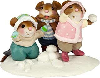 product image for Wee Forest Folk M-436a Taunting Trio (Retired)