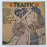 TRAFFIC More Heavy Traffic Greatest Hits LP Vinyl VG+ Cover VG+ 1975 UA LA526 G