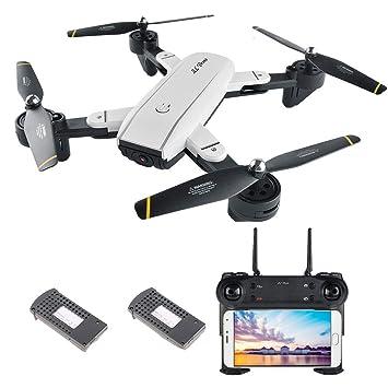 Goolsky SG700 Drone WiFi FPV 2.0MP Cámara Plegable 6-Axis Gyro ...