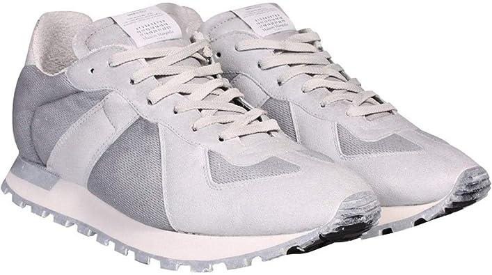 Margiela Maison Margiela Replica Runner Zapatillas Gris 7 Grey: Amazon.es: Zapatos y complementos