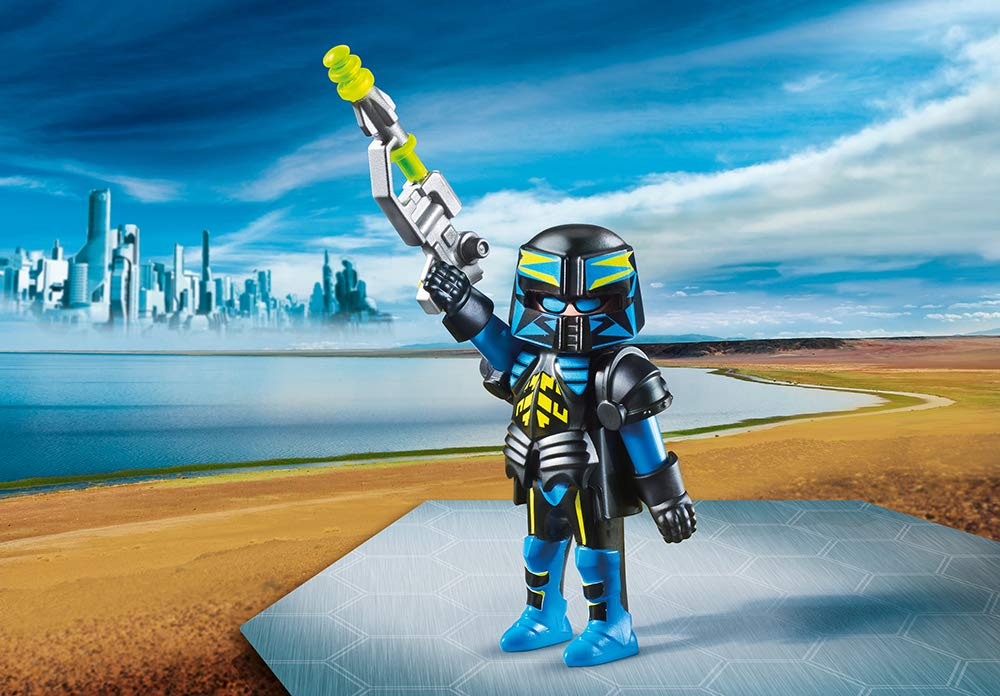 PM Playmobil Space Agent