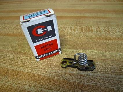 New Cutler Hammer H1237 Overload Heater
