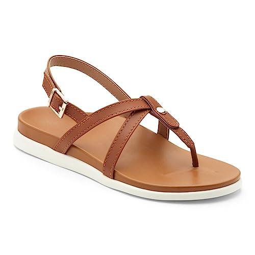 43625da9b Vionic Womens Palm Veranda Leather Sandals  Amazon.co.uk  Shoes   Bags