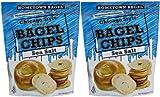 Hometown Bagel Sea Salt All Natural Bagel