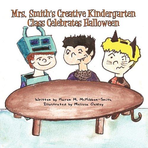 Mrs. Smith's Creative Kindergarten Class Celebrates Halloween ()
