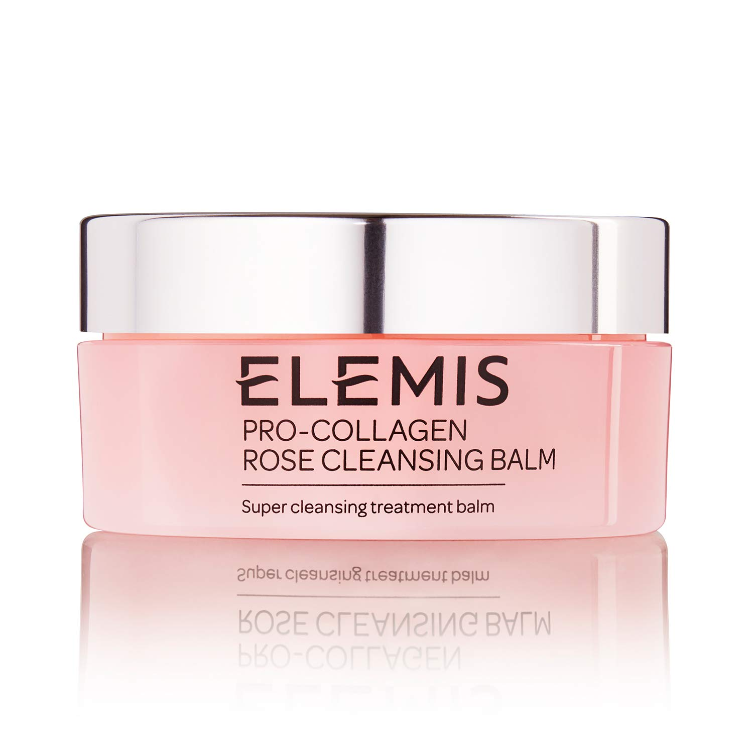 ELEMIS Pro-Collagen Rose Cleansing Balm, Soothing Cleansing Treatment Balm, 105 grams
