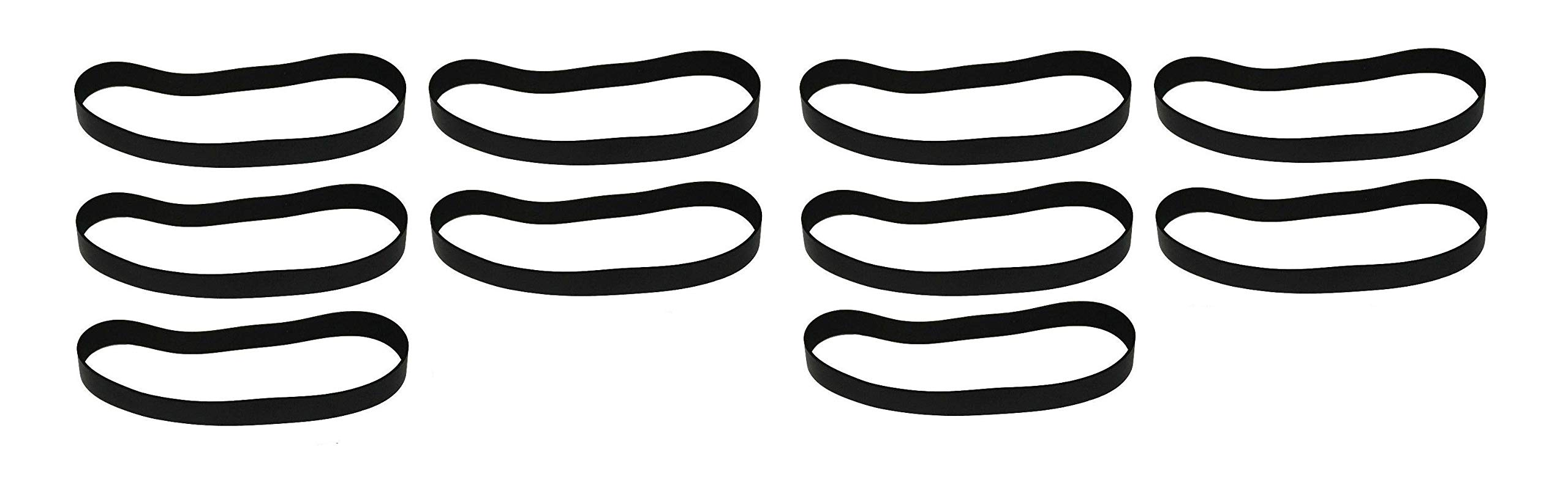 ZAITOE 10 Pack Belt Replacement For Hoover Windtunnel UH72600 AH20065 UH70200 UH71214(10 Pack)