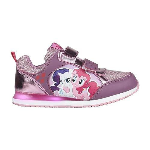 info for d3d0f f67d8 Cerdá My Little Pony, Scarpe da Ginnastica Basse Bambina ...