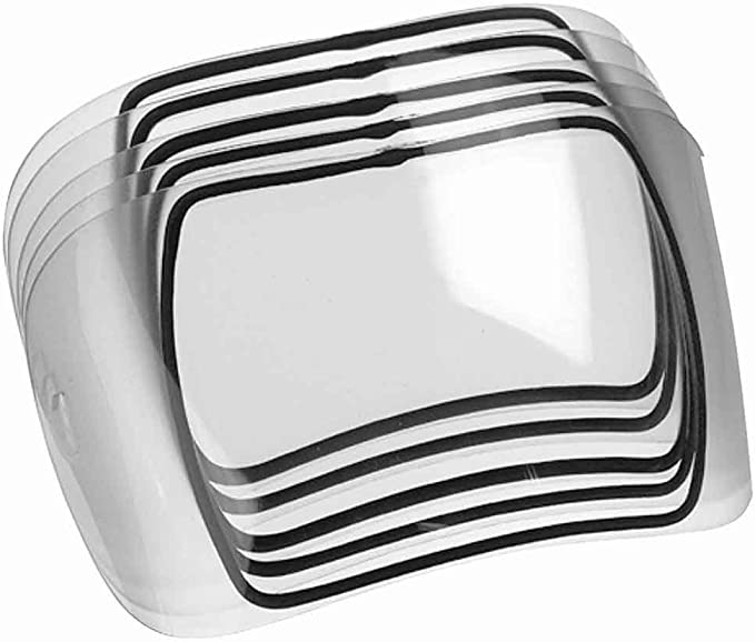 Metal Man Front Cover Lens Package #8-5 pack protective front cover lens fo...