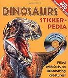 Stickerpedia Dinosaurs, Jinny Johnson, 1592230466