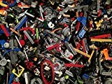 Lego 75 Random Pieces of Good Clean Used Technic and Bionicle Parts Bulk Lot