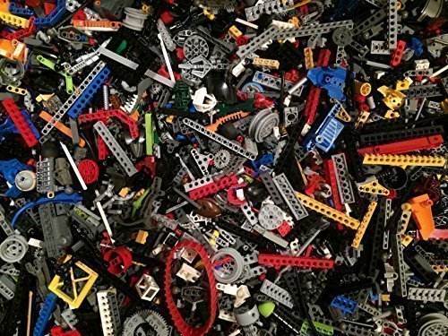 [Lego 75 Random Pieces of Good Clean Used Technic and Bionicle Parts Bulk Lot] (Good Teenage Girl Halloween Costumes)