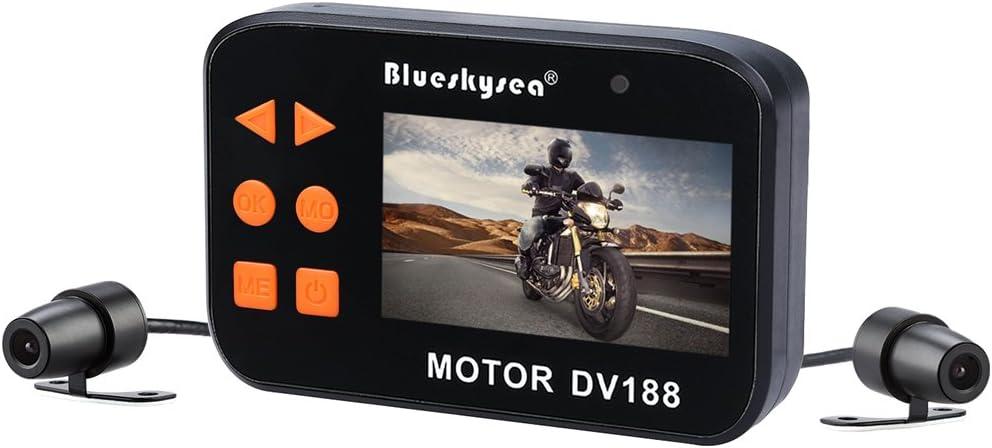Blueskysea DV188 Motorcycle Camera