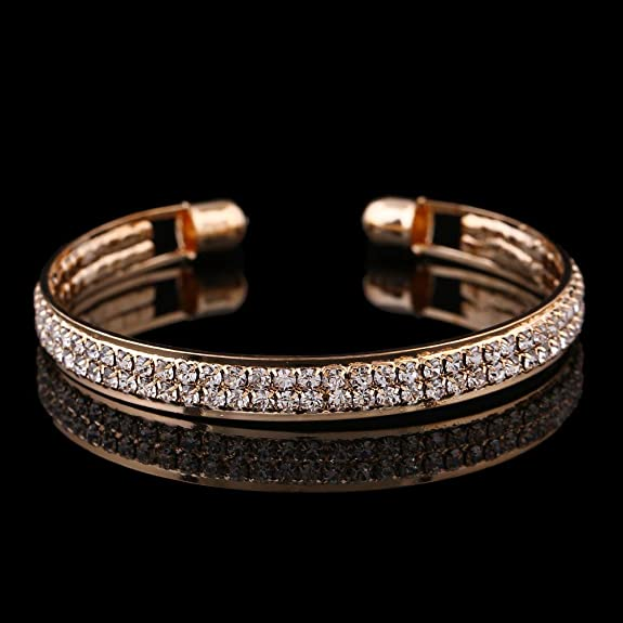 DaoAG-Accessories Arrow Bracelets for Women Love Bracelets for Couples Adjustable Alloy Bangles Bracelets for Girls
