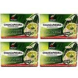 Chanca Piedra Kidney Stone Breaker 100% Natural Peruvian 4 Boxes (100 Tea Bags) Caffeine Free Herbal Supplement