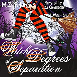 Witch Degrees of Separation Audiobook