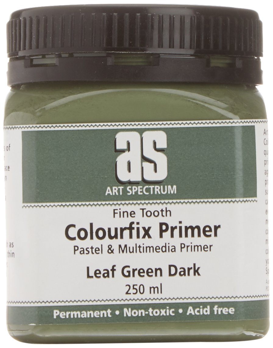 Art Spectrum 250ml Pastel Primer - Dark Leaf Green Art Stretchers RS480204