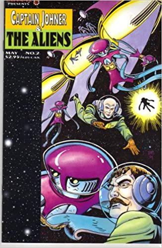 Ebook kostenloser Download für das Handy Captain Johner and the Aliens (1995 Valiant) #2 PDF B000MXMCBU