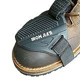 Zapatos de motocicleta Protector Gear Shifter Calzado Accesorios para botas Cover Caucho resistente al desgaste