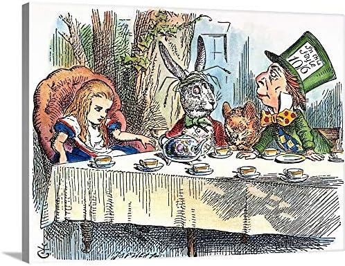 Alice's Mad-Tea Party