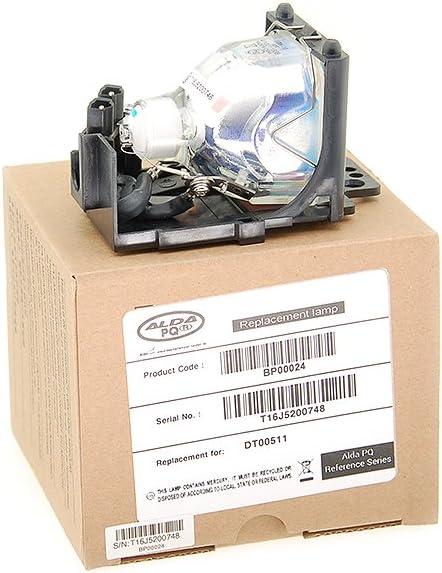 l/ámpara con Carcasa Alda PQ-Premium L/ámpara de proyector para 3M X50 Proyectores