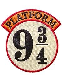 Harry Potter Platform 9 3/4 Iron On Patch