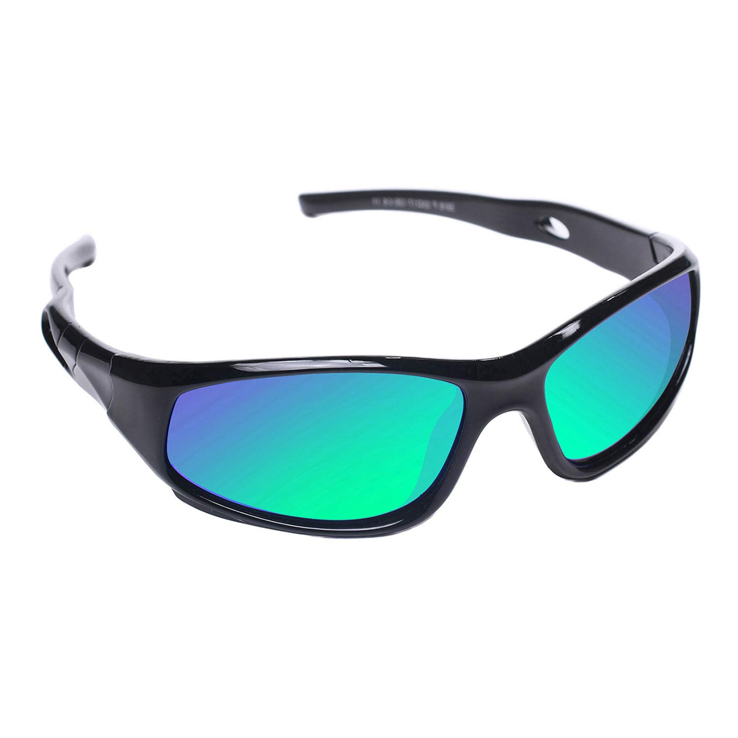 AODUOKE Sports Polarized Sunglasses For Kids Children Boys Girls Toddler With Adjustable Strap