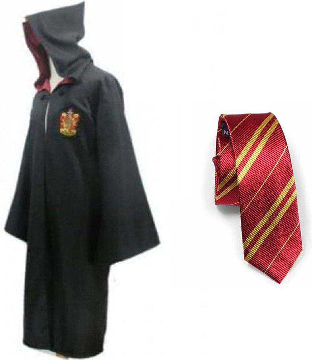 Ninimour: traje de Griffindor para niño, cuervo negro, de Harry Potter