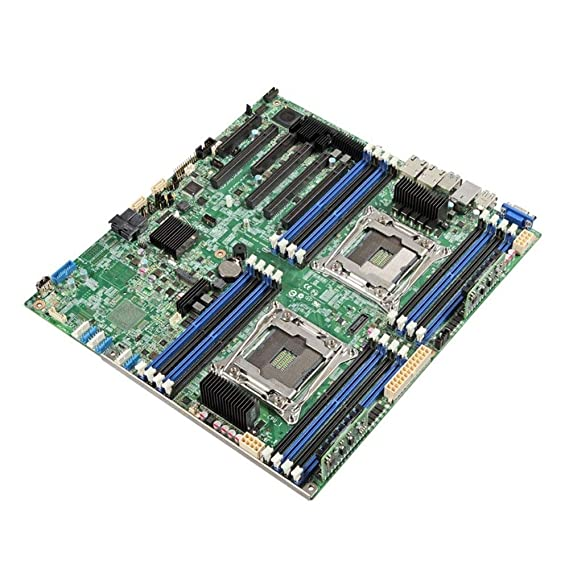 Intel Server Board S2600CW2R VGA GBE Motherboard Motherboards at amazon