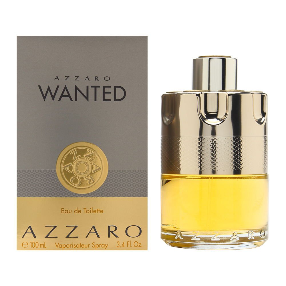 Azzaro Wanted Homme Edt Vapo 1 unidad x 100 ml