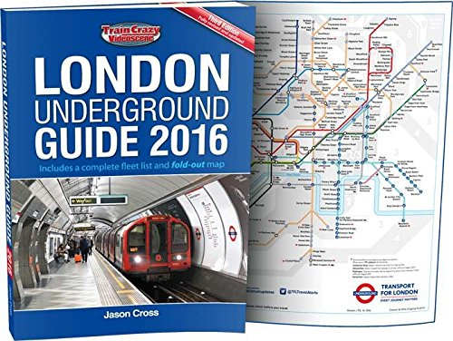 London guide map.