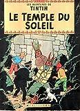 les aventures de tintin le temple du soleil french language by georges prosper remi herge ; 1st edition hardcover 1949