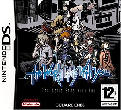 Nintendo The World Ends with You, DS Nintendo DS vídeo - Juego (DS, Nintendo DS, RPG (juego de rol), Modo multijugador, T (Teen))