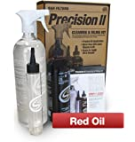 S&B Filters Precision II Cleaning and Oiling Kit (Red Oil) 88-0008