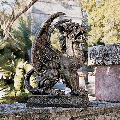Design Toscano Argos Gargoyle Sentinel Sculpture