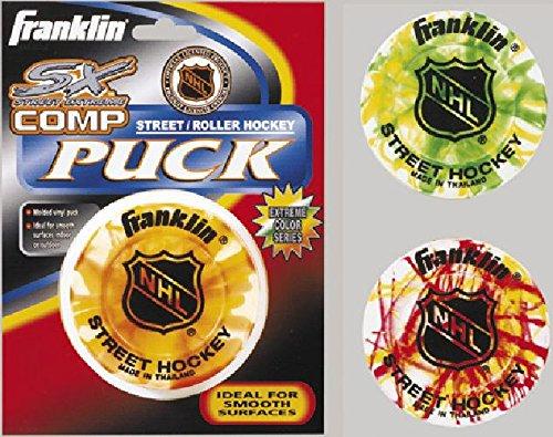 Streethockey Puck Franklin Extreme Colour (Stück) Wallenreiter Sportgeräte