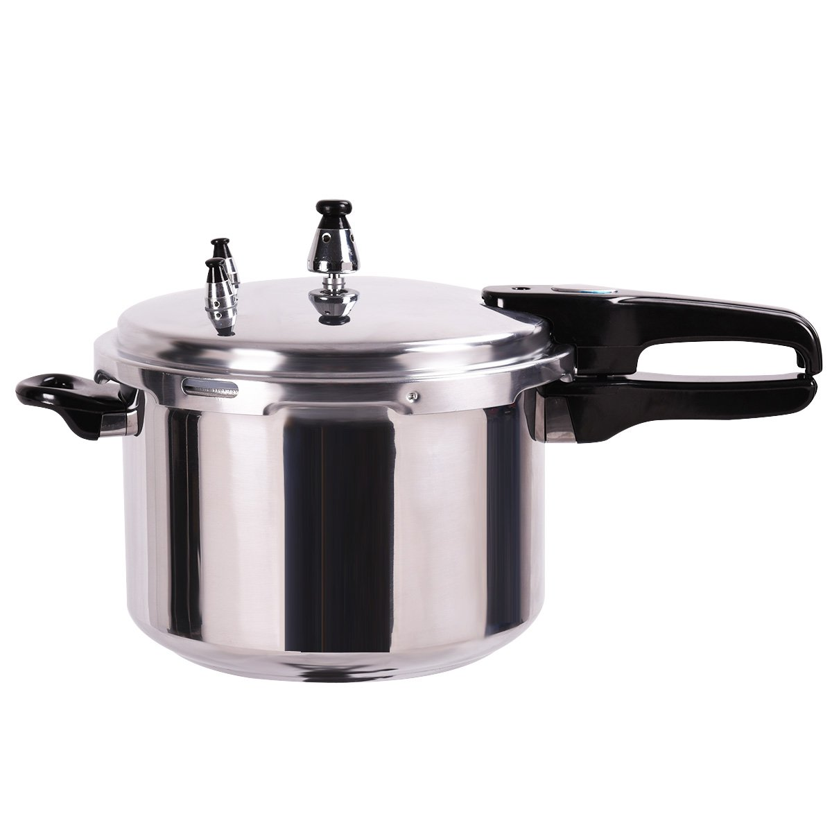 DPThouse Pressure Cooker Aluminum Kitchen Cookware Canner Pot Fast Pressure Cooker 6-Quart