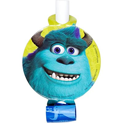 Hallmark Monsters University Inc. Blowouts / Favors (8ct): Home & Kitchen