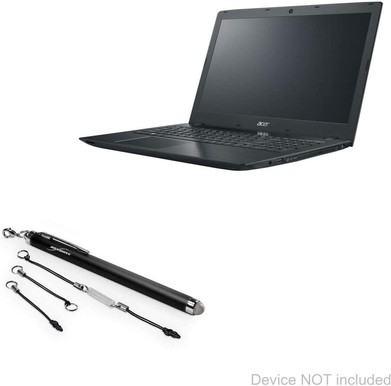 Broonel Midnight Black Rechargeable Fine Point Digital Stylus Compatible with The Acer Chromebook Spin 311 11.6