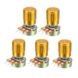 uxcell WH148 100K Ohm Variable Resistors Single