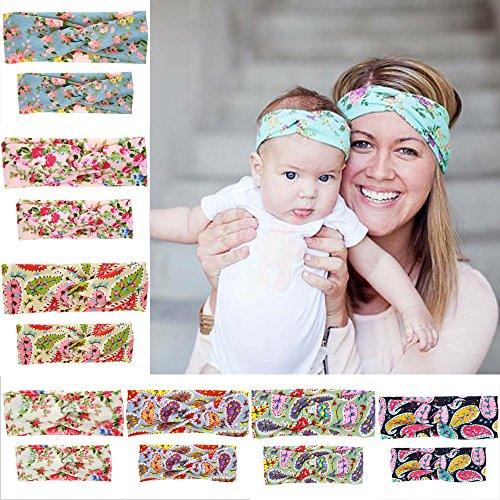 Quest Sweet Parent Multicolor Headbands